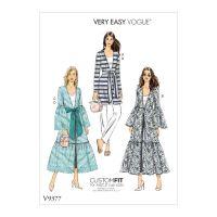 Tipar Vogue V 9377