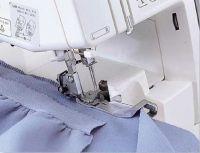 Piciorus pentru incretit materiale subtiri si medii XB3626001 (BSM)