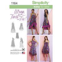 Tipar rochie 1164