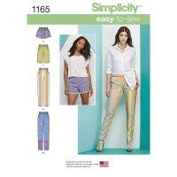 Tipar pantaloni 1165