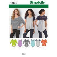 Tipar Top Simplicity 1463