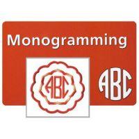 Bernina Toolbox Monograming