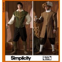 Costume pentru barbati din epoca Renasterii