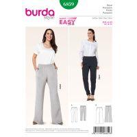 Tipar Pantaloni Burda 6859
