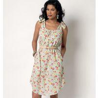 Tipar rochie B6205