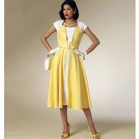 Tipar rochie B6211
