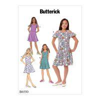 Tipar rochii fetite B 6550