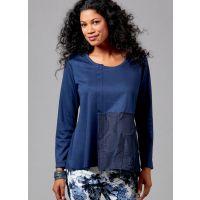 Tipar bluze femei B 6564