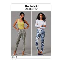 Tipar pantaloni femei B 6565