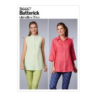 Tipar Bluze Femei B 6667