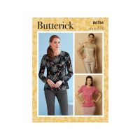 Tipar bluze femei B 6754