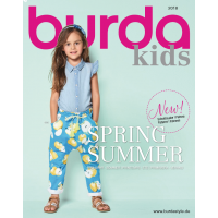 Catalog Burda Kids Primavara/Vara 2018