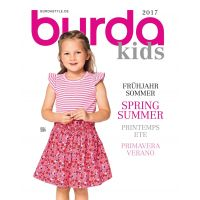 Catalog Burda Kids Primavara/Vara 2017