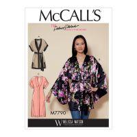 Tipar kimono femei M 7790