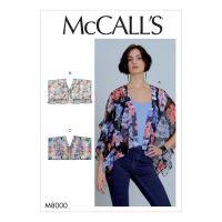 Tipar McCalls M 8000