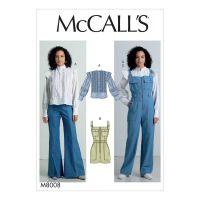 Tipar McCalls M 8008