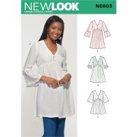 Tipar Bluze Femei NN 6603