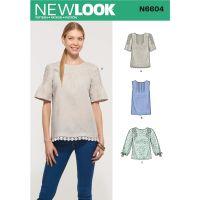 Tipar Bluze Femei NN 6604