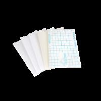 Set 5 modele de insertii (modele de intarituri) pentru broderie, Vlieseline