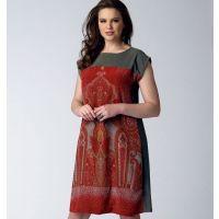 Vogue Tipar rochie