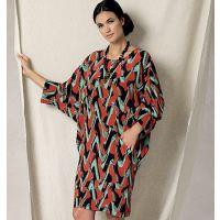 Tipar rochie  V1482