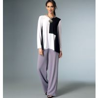 Tipar Bluza si Pantaloni V9067